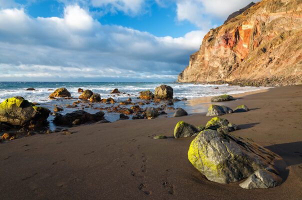 Spanien Kanaren La Gomera Playa des Ingles