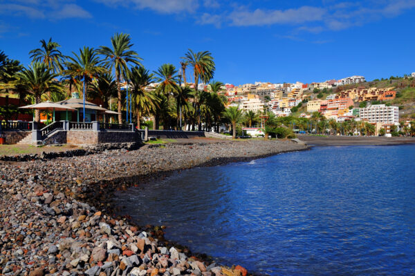 Spanien Kanaren La Gomera San Sebastian