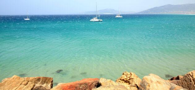 Spanien Tarifa Meer