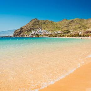 Teneriffa im August: 5 Tage im TOP 3.5* Hotel mit Frühstück, Flug, Transfer & Zug nur 293€