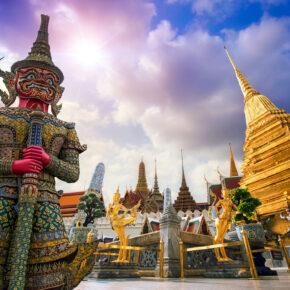 Thailand Bangkok Buddha Tempel