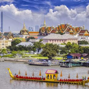 Thailand Rundreise: 13 Tage Bangkok, Chiang Mai & Koh Samet mit Unterkünften, Etihad-Flug & Transfers für 599€
