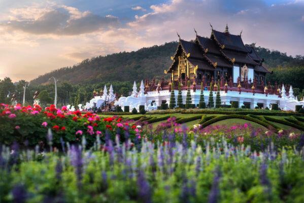 Thailand Chiang Mai Royal Park