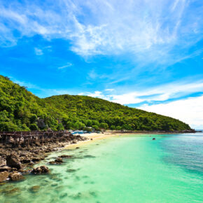 Lastminute Thailand: 14 Tage Koh Chang mit guter Unterkunft & Flug nur 384€