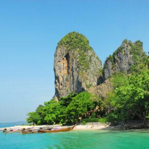 Thailand Krabi Feld Strand