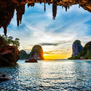 Abenteuer Thailand: 17 Tage Railay Beach im tollen 3* Hotel mit Flug nur 603€