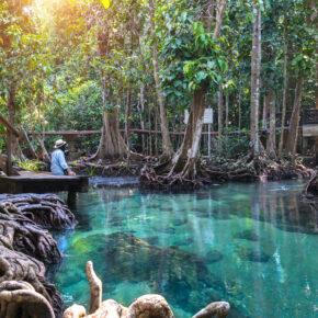 Frühbucher Thailand: 11 Tage Railay Beach mit Unterkunft & Flug nur 410€