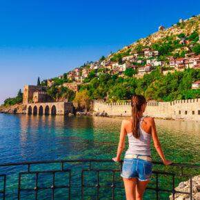 Türkei-Traum: 21 Tage Alanya im 4* Hotel mit Flug & Transfer nur 113€