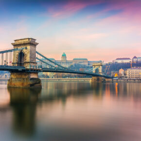Wochenende in Budapest: 3 Tage mit Unterkunft & Flug nur 35€