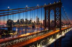 Big city of dreams: 8 Tage NY im Winter im 4* Hotel mit Direktflug nur 741€