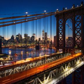 Flüge zum Big Apple: New York hin & zurück nur 165€