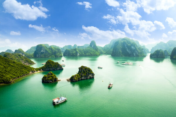 Vietnam Halong Bay Unesco