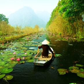 Flüge nach Vietnam: Hanoi & Ho Chi Minh City ohne Zwischenstopp nur 442€