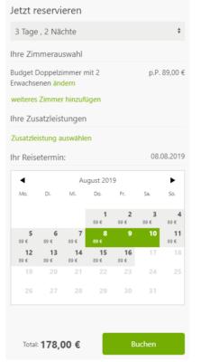 3 Tage Mecklenburg