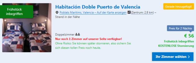 3 Tage Valencia