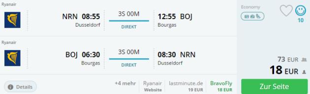 8 Tage Bulgarien