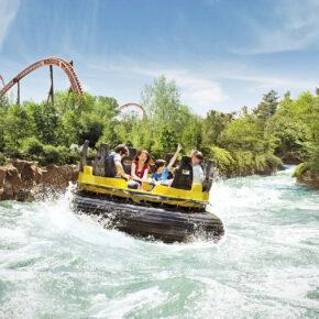 Sommer: 2 Tage mit Holiday Park Tagestickets, 4* Hotel & Frühstück ab 69€
