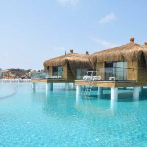 Luxus in der Türkei: 7 Tage im TOP 5* Strandhotel mit All Inclusive, Flug, Transfer & Zug nur 436€