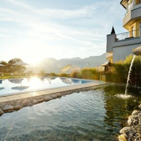 Schloss Panorama Royal Teich