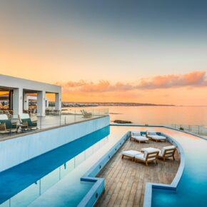 Atemberaubend: 8 Tage Kreta im brandneuen, luxuriösen 5* Resort mit Frühstück & Flug nur 781€