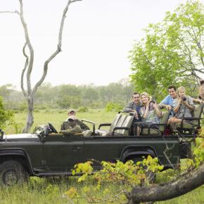 Entdeckt die Big Five: 11 Tage Krüger Nationalpark in Südafrika mit Hotels, Vollpension, Flug & Extras nur 1.409€