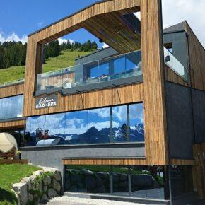 Alpenwelt Resort Außen