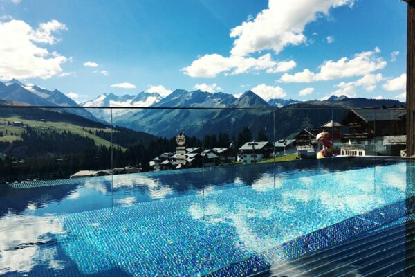 Alpenwelt Resort Pool