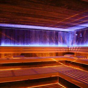 Alpenwelt Resort Sauna