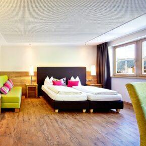 Alpenwelt Resort Zimmer