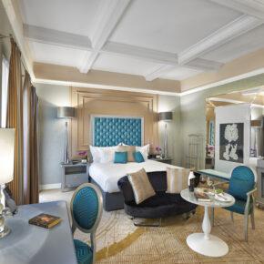 Luxus in Budapest: 2 Tage im zentralen TOP 5* Boutique Hotel mit Frühstück & Flug nur 173€