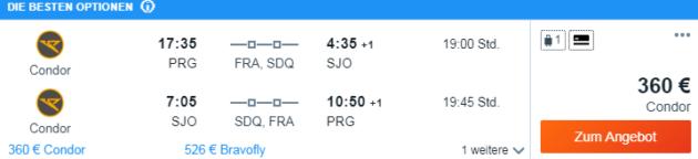Costa Rica Flüge