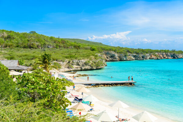 Curacao Porto Marie Strand