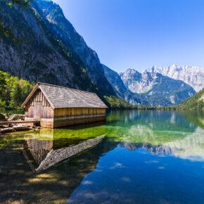 Wochenendtrip Bayern: 2 Tage an den Königssee im 3* Hotel nur 32€