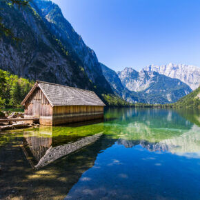 Wochenendtrip Bayern: 3 Tage Königssee im TOP 3* Hotel mit Frühstück nur 76€