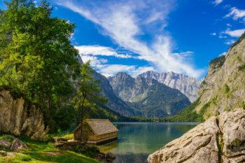 Ein Wochenende am Königssee: 2 Tage Auszeit im 3* Hotel inkl. Frühstück nur 47€
