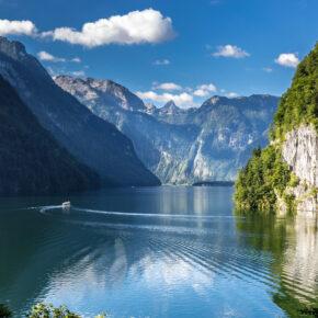 Berchtesgadener Land: 2 Tage am Königssee mit Hotel & Frühstück nur 40€