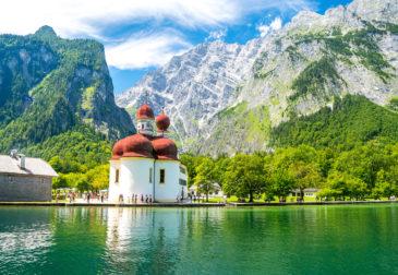 Wochenende in Bayern: 2 Tage an den Königssee inkl. Unterkunft & Frühstück für 30€