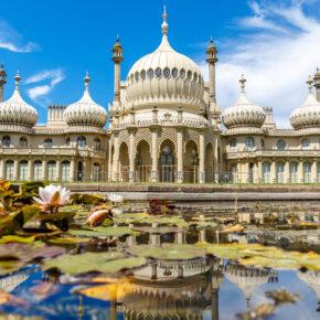 Städtetrip am Wochenende: 3 Tage Brighton im TOP 3.5* Hotel mit Frühstück & Flug nur 177€