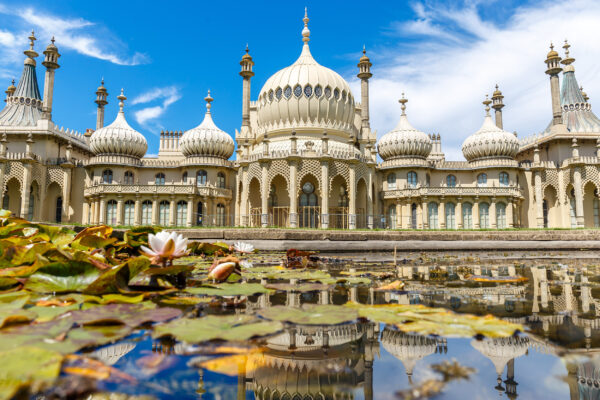 England Brighton Palast