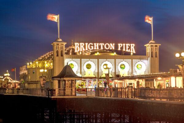 England Brighton Pier