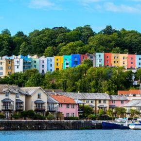 England Städtetrip: 3 Tage Bristol im TOP 4* Hotel mit Flug nur 110€