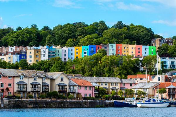 England Bristol Häuser