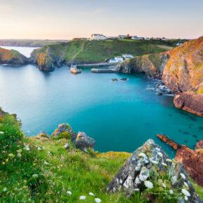 Langes Wochenende in Cornwall: 4 Tage im TOP 3* Hotel mit Frühstück nur 135€