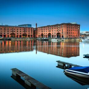 Großbritannien Kurztrip am Wochenende: 3 Tage Liverpool im TOP 3* Apartment mit Flug nur 115€
