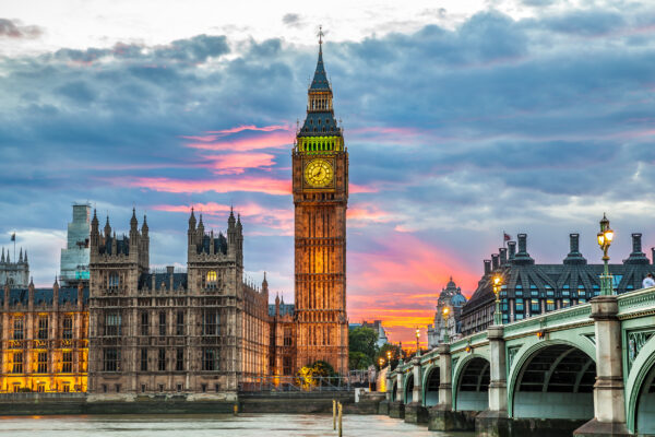 England London Big Ben Turm