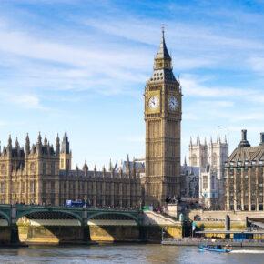 Kurztrip nach London: 3 Tage im zentralen 4* Hotel inkl. Frühstück & Flug ab 149€