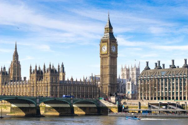 England London Big Ben Westminster Abbey