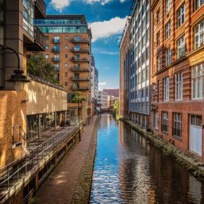 Manchester: 2 Tage im zentralen TOP 4* Hotel mit Flug nur 68€