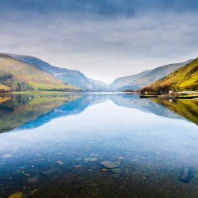 Wales: 6 Tage im Snowdonia Nationalpark mit TOP 5* Hotel, Frühstück und Flug nur 301€