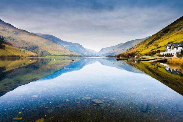 England Wales Snowdonia Park